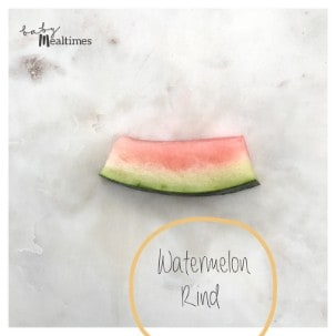 Watermelon-rind-baby-mealtimes