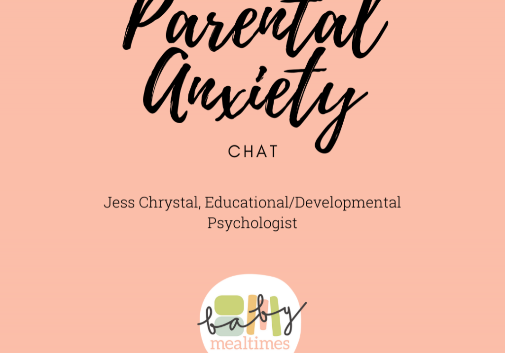 Anxiety-Parental-Baby-Mealtimes