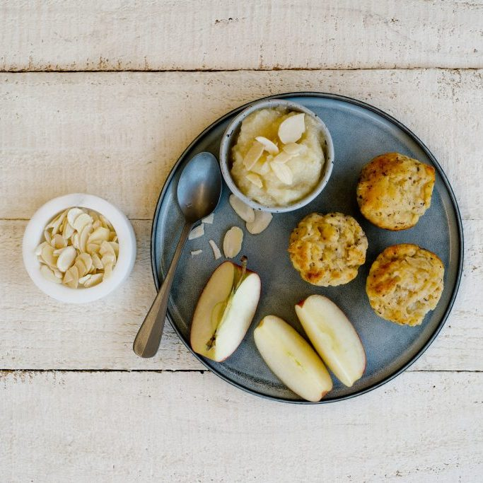 Apple-almond-puree-baby-mealtimes