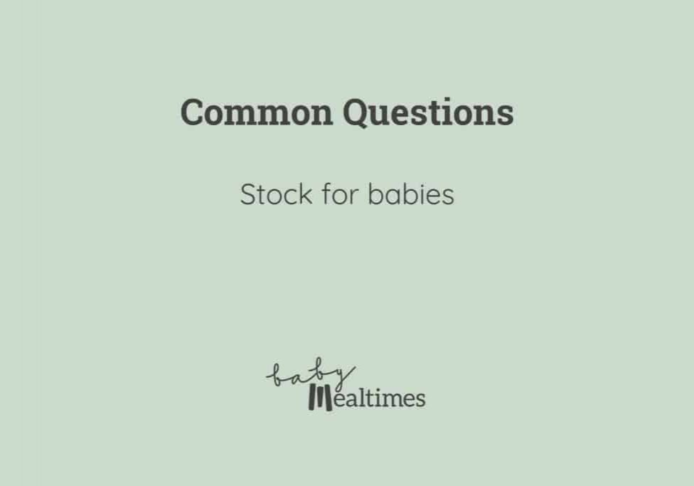 Template--common-questions-baby-mealtimes
